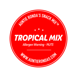 Auntie Ronda's Snack Mix - Tropical