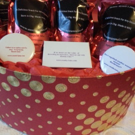 Enter to Win a Gift Basket