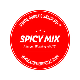 Auntie Ronda's Snack Mix - Spicy